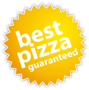 Best pizza guaranteed